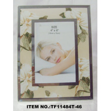 Paste Glass Picture Frame for Decoration