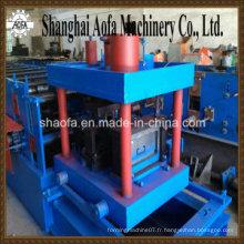 Machine en formage de rouleau à froid Purlin à section C (AF-C80-300)