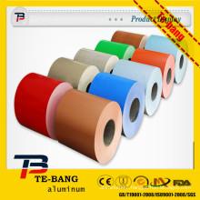 aluminum coating supply PE/PVDF aluminum coil coatings paint 1060 3003 3004