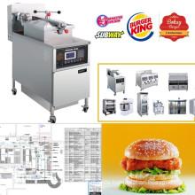 Used Fast Food Equipment