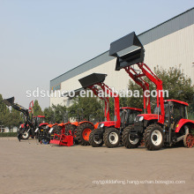 4 Wheel Drive Tractor with Loader