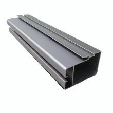 6063 T5 Windows Sliding Track Aluminium Extrusion Profiles