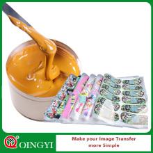 Qingyi hochwertige Sublimationsoffsettinte für Offsetdruckmaschine