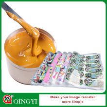 Qingyi high quality sublimation offset ink for offset printing machine
