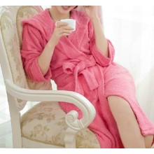 High Quality Luxury Ladies' Bathrobe