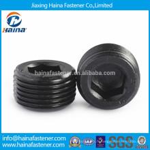 Bouchon de tuyau en acier inoxydable de haute qualité