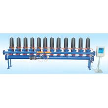 Highly Effective Disc Filter Reclaimed Water Treatment