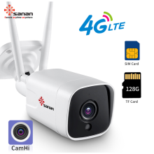 Telecamera CCTV wireless 4G da 2 MP