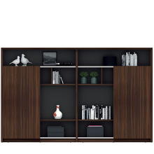 Movable Doors Commercial Filing Cabinet High Office Bookcase (KT-S0132)