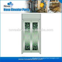 Lift Center Opening Door Plate