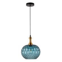 Lámpara de bombilla de vidrio edison lámpara colgante de globo de vidrio