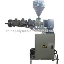 Provide high quality SJ30/25 moveable extrusion machine