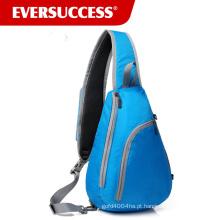 Saco de estilingue dos esportes da corda dos homens do saco do estilingue do desenhista com compartimento grande (ESV300)