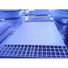 High Quality Hot Dipped Galvanized Plain Steel Bar Grating