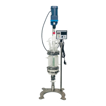 Cheap 500ml Crystallization Reactor Filter Glass Reactor Laboratory Separation and Purification Equipment