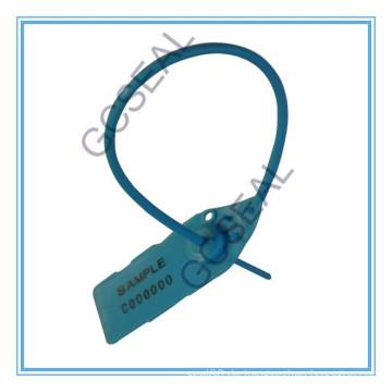 GC-P006 Tamper Evident Kunststoff Pull-fest Sicherheitssiegel