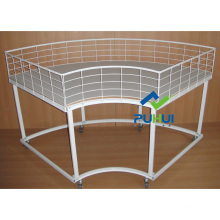 Big Round Shape Collapsible Merchandise Bin (PHY504)