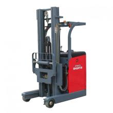 reach forklift lift truck seat down forklift