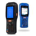 Rugged Handheld Barcode Scanner PDA dengan Desktop charger