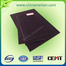 Hoja laminada de fibra de vidrio epoxi magnética