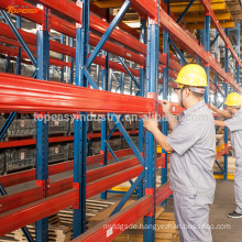 hot heavy duty metal pallet racking for warehouse