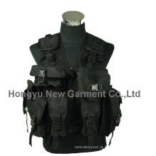 Militar / polícia de segurança ao ar livre de segurança Combat Tactical Vest (HY-V046)