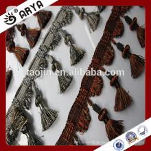 Stock Trims fringe dekorative Quaste für Vorhang