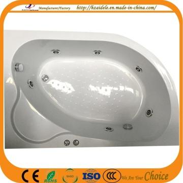 Baignoire en acrylique intérieure en jacuzzi (CL-337)