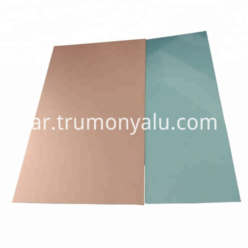 4047 H24 5052 H32 Aluminum Base Copper Clad Sheet02