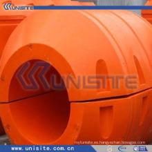 MDPE dragado tubo flotante (USB053)