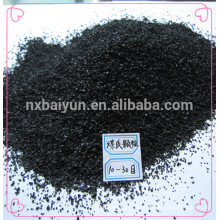 Carbón activado granular a base de carbón para el tratamiento de aguas residuales