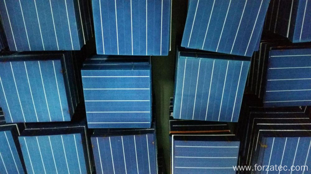 Poly Crystalline Silicon Solar Cell