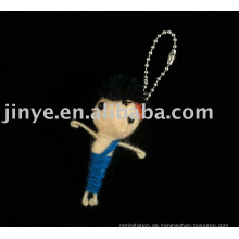 Promotion Geschenk handgefertigte Schnur Voodoo-Puppe