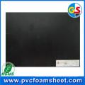 Tablero de la espuma del PVC de la hoja de la divisa del grueso de alta calidad de 1-40m m