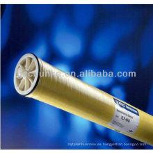 Membrana de recipiente de alta presión para purificador de agua comercial