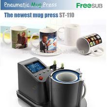 FREESUB Sublimation Imprimé Mugs Heat Press Machine