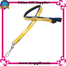 Customer Tubular Lanyard with Print Logo