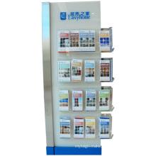 Newspaper Rack Brochure Stand (PR-1001)