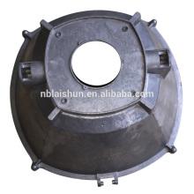 Personalizado de alta qualidade de alumínio die casting partes lampshade peças