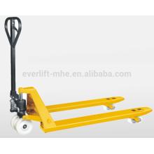 2-5ton Hand Handhubwagen Gabelstapler manuelle Palettenheber hydraulische Hubwagen