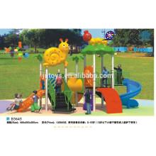2016 fábrica de China Jingqi parque de atracciones al aire libre para niños
