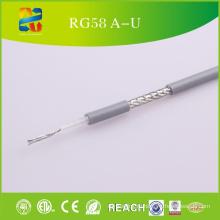 50 Ом Коаксиальный кабель Rg58 с RoHS ETL (RG58C / U)