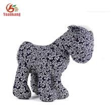 Stuffed Happy Horse,China Style Plush Horse Toy