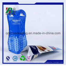 Wine Juice Liquid Water Packging Pouch Bag in Box