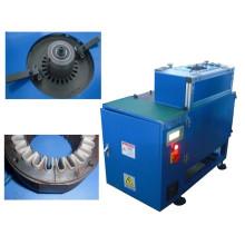 Автоматическая машина для вставки слотов в статор
