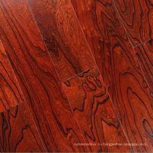 Лучшей цене вяза деревянный паркет ламинат Гуанчжоу