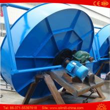 Máquina de fabricação de pastilhas de adubo de estrume de frango de vaca