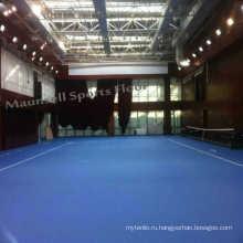 Крытый / Открытый PSP / ПВХ Теннис Спортивный двор напольные покрытия