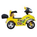 Motocicletas da bateria do bebê / brinquedo elétrico da motocicleta de 3 rodas / crianças montam no carro