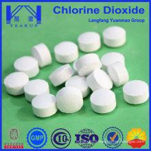 Dioxyde de chlore ClO2 pour traitement de l'eau